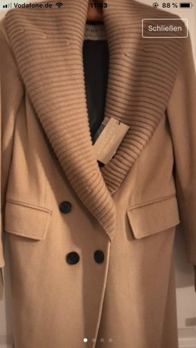 Burberry Winter Coat beige-gold-colored