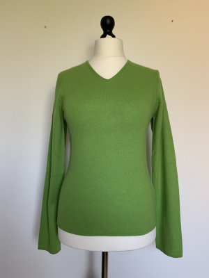 FTC Cashmere Cashmere Jumper meadow green cashmere