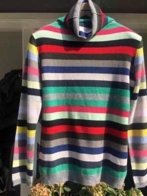 Allude Wool Sweater multicolored cashmere