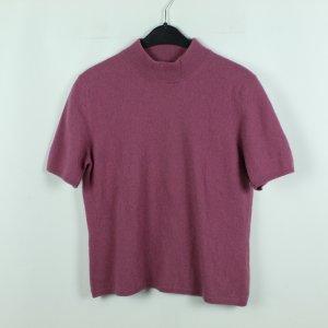 Cashmere Jumper raspberry-red cashmere