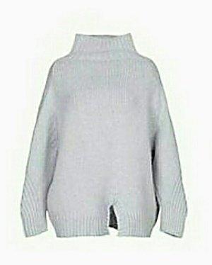 Kaschmir pullover hell grau