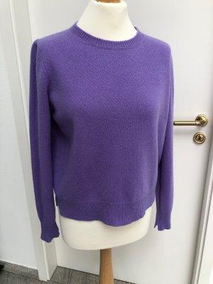 Allude Cashmere Jumper lilac cashmere