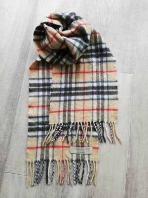 Bufanda de cachemir multicolor