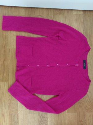 Kaschmir Strickjacke L 38/ 40/42 pink 100%Kaschmir