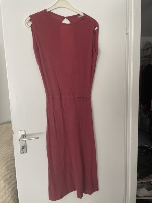 AWARE Knitted Dress rose-gold-coloured