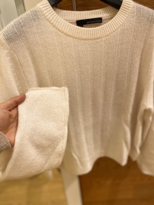 360Cashmere Cashmere Jumper natural white