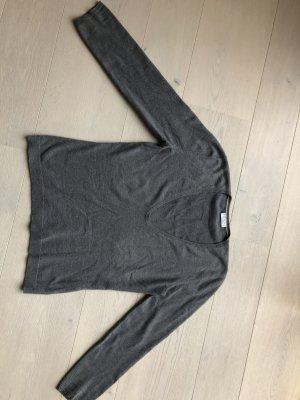 Brunello Cucinelli Pullover in cashmere grigio Cachemire