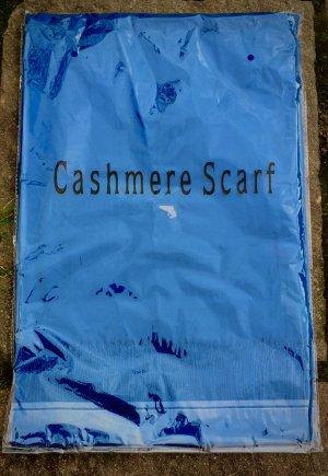 0039 Italy Cashmere Scarf multicolored cashmere
