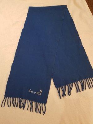 bonte of Florence Écharpe en cachemire bleu acier