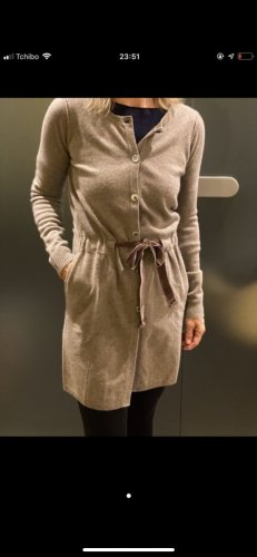 FTC Cashmere Wool Jacket grey brown