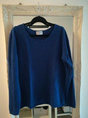Just Cashmere Pullover in cashmere blu