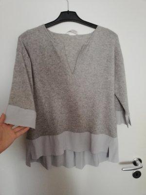 Kashmir - Seide - wolle pullover