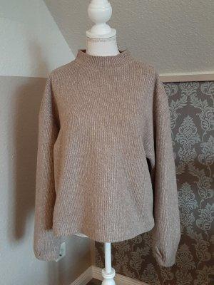 Zara Kimono Sweater grey brown