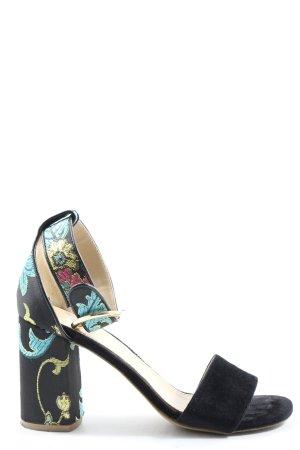 Kate Gray Platform High-Heeled Sandal multicolored casual look