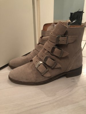 Kate Green Leder Stiefel