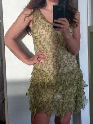 Kate Moss for Topshop, süßes 20ies Rüschen, Volants, Charleston Kleid