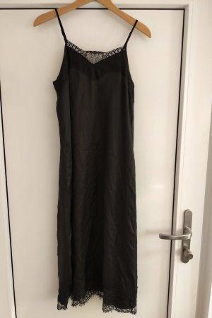 Kate Moss Robe de nuit noir