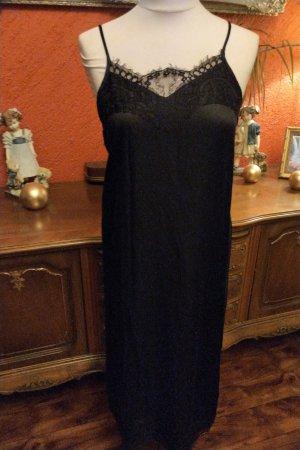 Kate Moss Camicia da notte nero