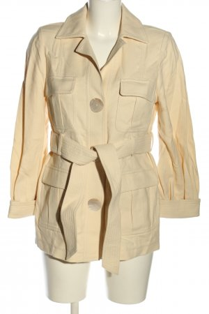 Kate Spade Safari Jacket cream business style