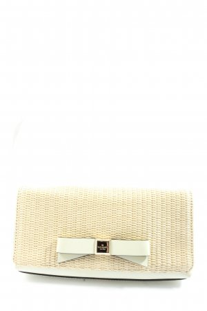 Kate Spade Clutch cream casual look