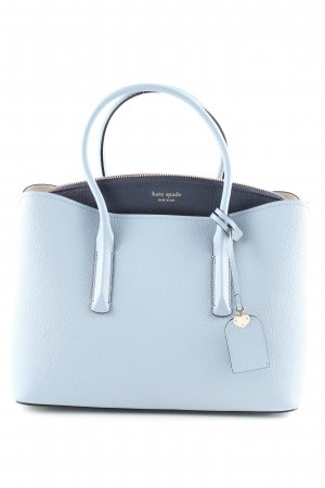 Kate Spade Handtasche blau Business-Look