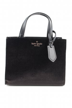 Kate Spade Henkeltasche schwarz Business-Look