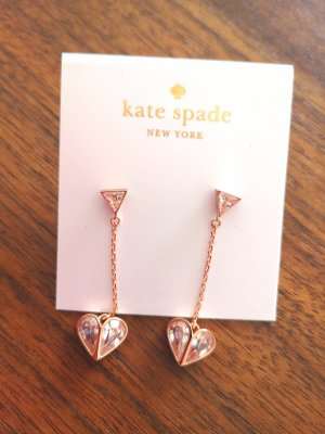 Kate Spade Statement Earrings gold-colored