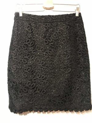 Kate Spade Lace Skirt black