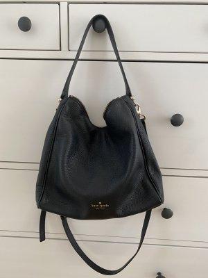 Kate Spade Tasche schwarz gold