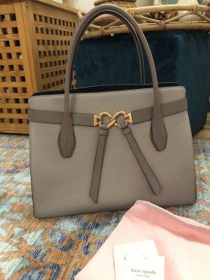 Kate Spade Toujours Large Bag Tasche neu grau taupe