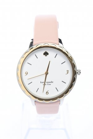 "Kate Spade Watch With Leather Strap ""KSW1507 Morningside Scallop"""