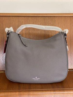 Kate Spade Hobos grey leather