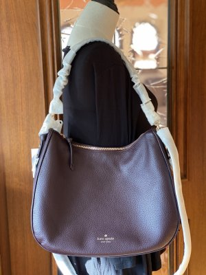 Kate Spade Vivian Mulberry in Mulled-wine