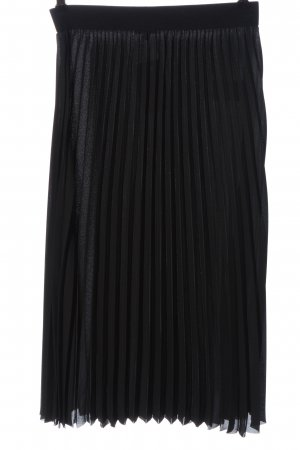 Katestorm Falda plisada negro look casual