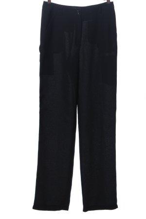 Kathleen Madden Baggy Pants schwarz Casual-Look
