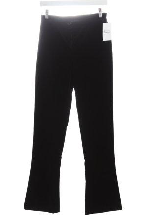 Kathleen Madden Pantalone jersey nero stile professionale
