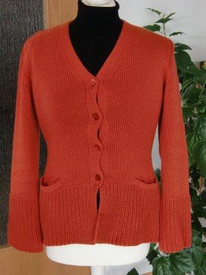 Kathleen Madden Maglieria arancione scuro