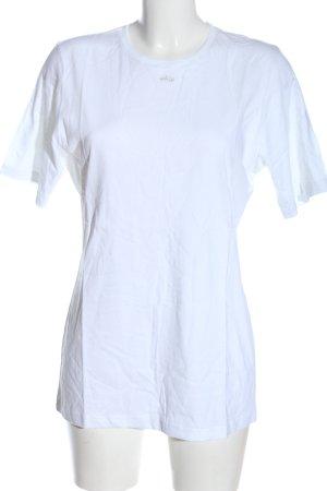 Kathleen Madden T-shirt bianco stile casual
