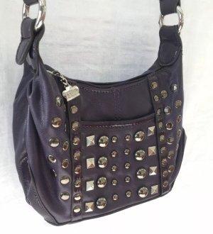 Kathy van Zeeland Shoulder Bag lilac
