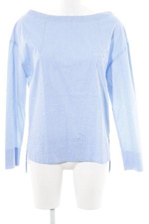 Katia g. Langarm-Bluse blau Casual-Look