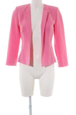 Katrus Kurzjacke pink Business-Look