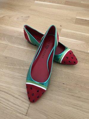 KATY PERRY - Ballerinas - Wassermelone - gr. 38