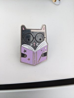 Katzen Pin Harry Potter