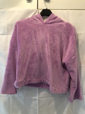 Tailleur rosa-viola