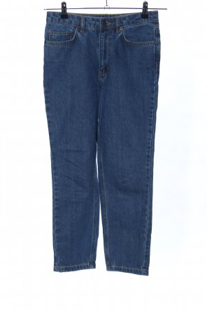 Kauf Dich Glücklich 7/8 Jeans blau Casual-Look