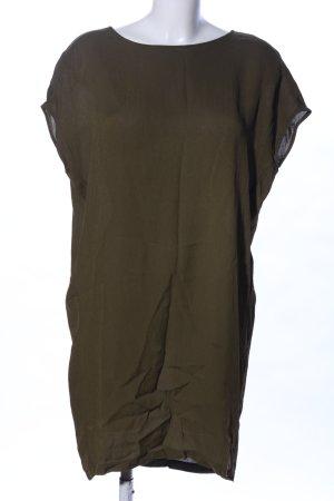 Kauf Dich Glücklich Blusenkleid braun Casual-Look