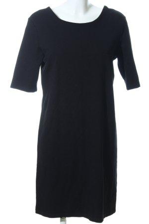 Kauf Dich Glücklich Jerseykleid schwarz Casual-Look
