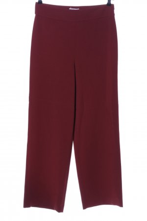 Kauf Dich Glücklich Pantalon Marlene rouge style décontracté