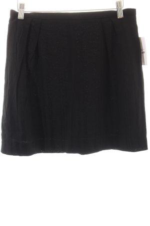 Kauf Dich Glücklich Minirock schwarz Streifenmuster Casual-Look
