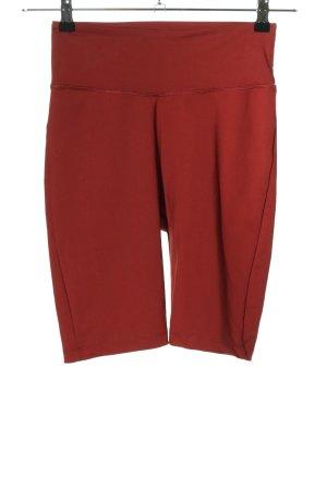 Kauf Dich Glücklich Shorts rot Casual-Look